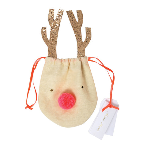 Reindeer pouch