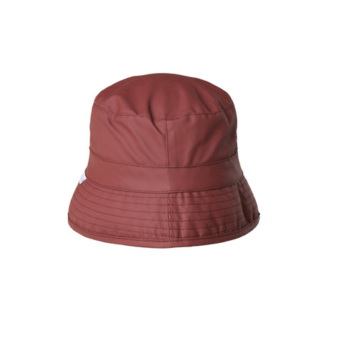 Bucket Hat maroon