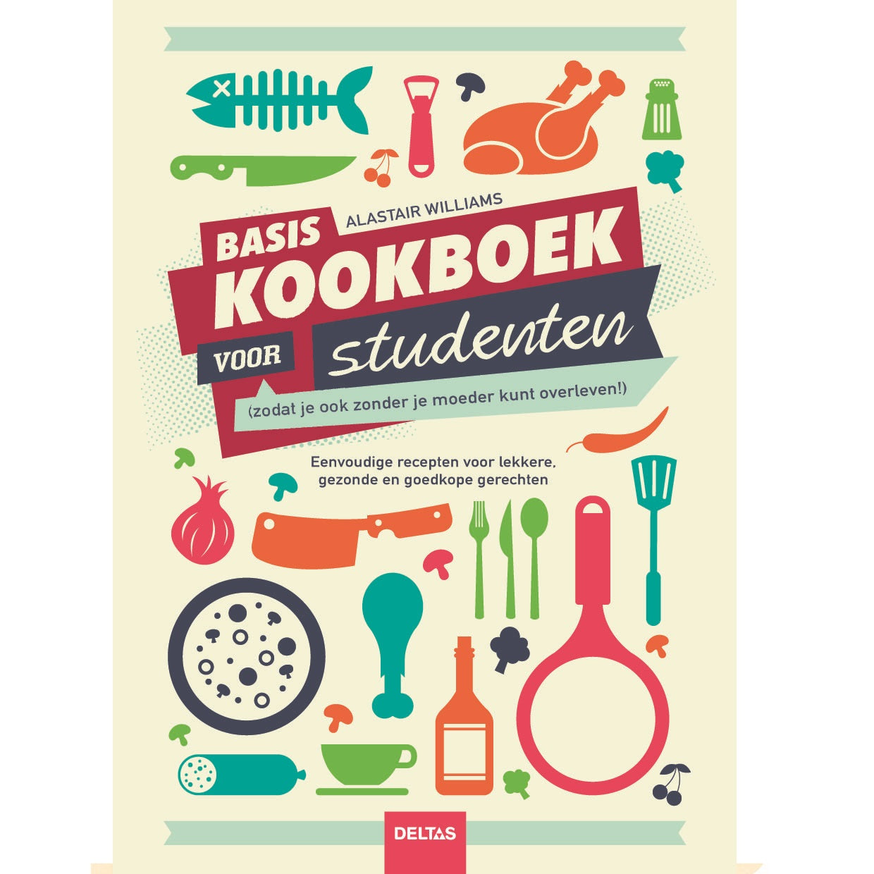 Basis kookboek voor studenten