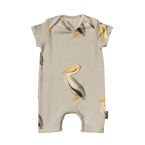 Pelicans playsuit baby