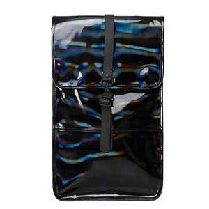 Backpack mini Holographic Black