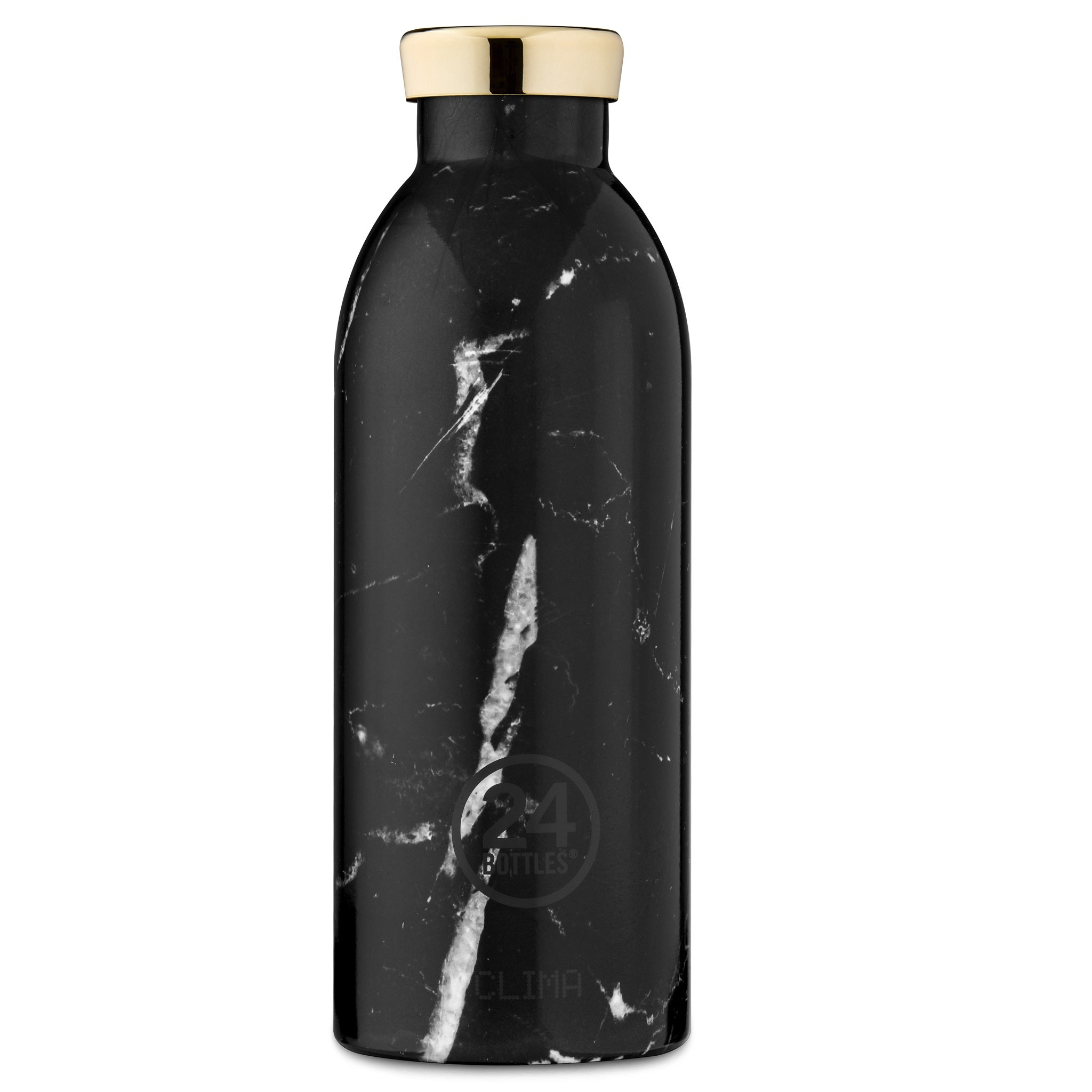 Clima bottle marble black 500ml