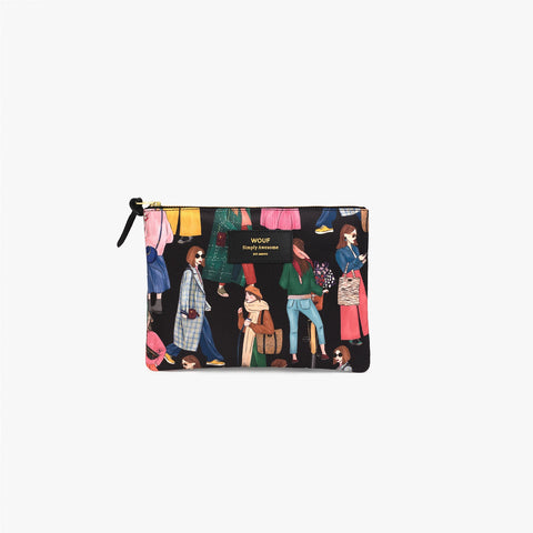 Girls large pouch