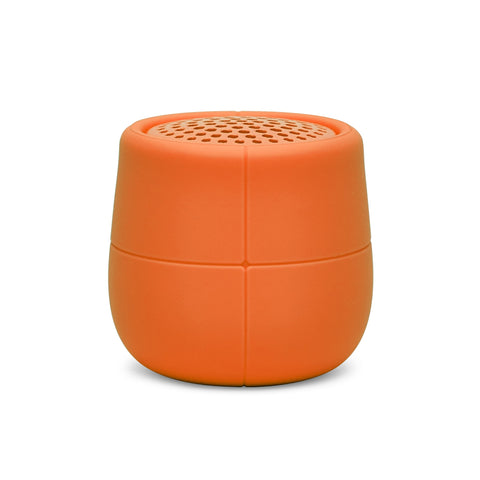Mino floating bluetooth speaker oranje