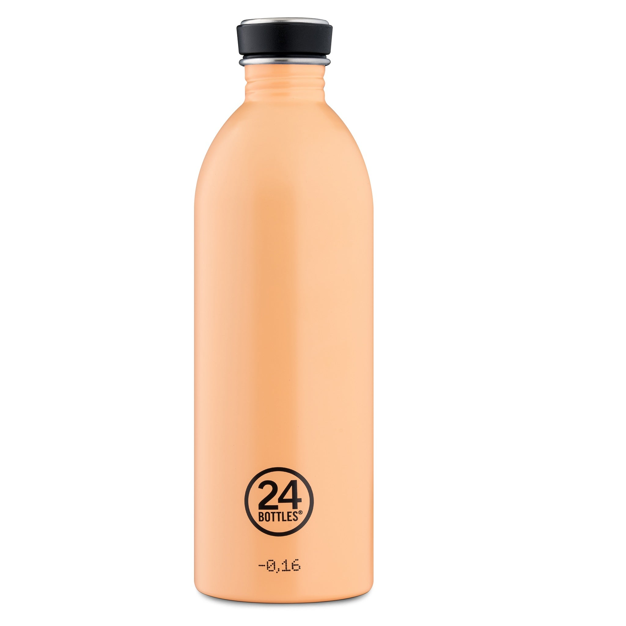 Urban bottle peach orange 1L