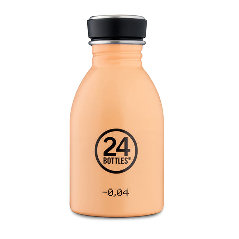 Urban bottle peach orange 250ml