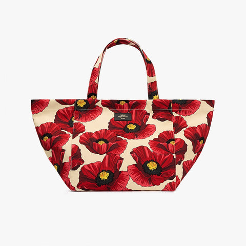 Poppy XL tote bag