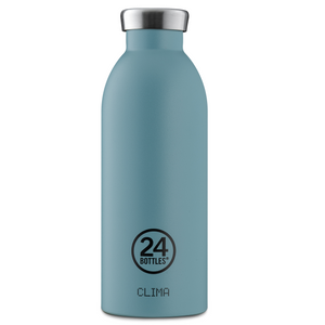 Clima bottle powder blue 500ml
