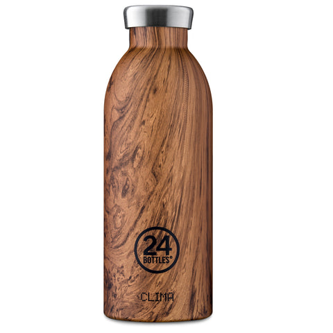 Clima bottle wood 500ml