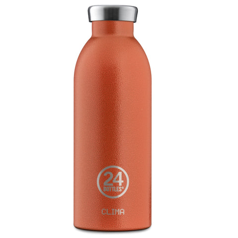 Clima bottle sunset orange 500ml