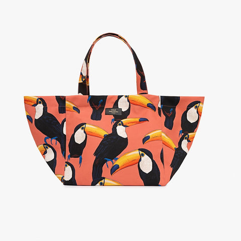 Toco Toucan XL tote bag