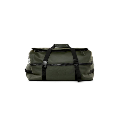 Duffel Backpack large green