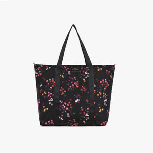 Tulips recycled weekend bag