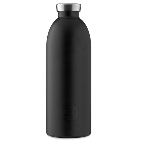 Clima bottle tuxedo black stone 850ml