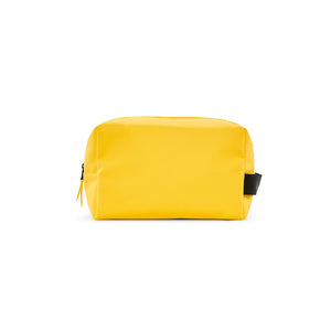 Wash bag large yellow