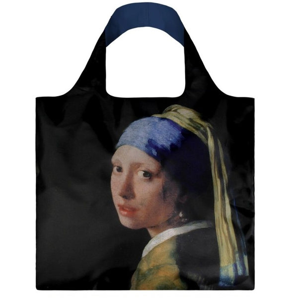 Bag museum girl with a pearl earring