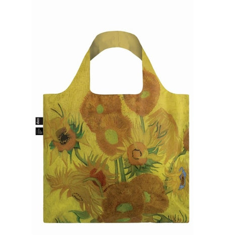 Bag museum sunflowers