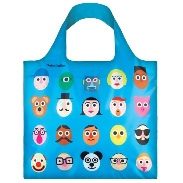 Bag faces