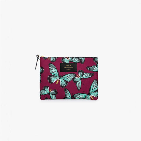 Butterfly large pouch