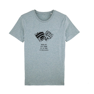 T-shirt Cycling gloves