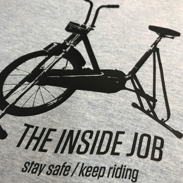 T-shirt The inside job