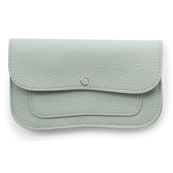 Cat Chase Wallet medium dusty green