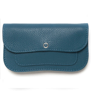 Cat Chase Wallet medium faded blue