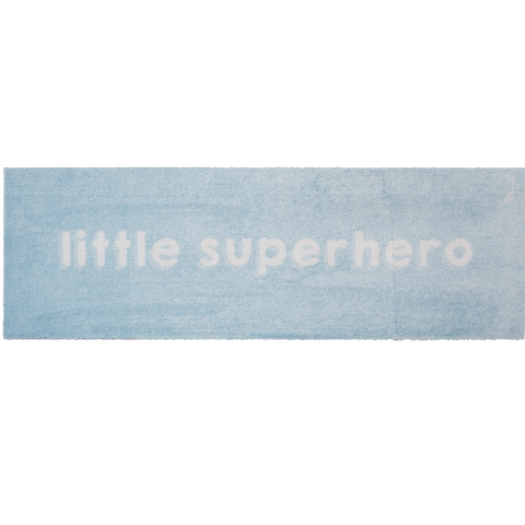 Mat Little superhero 150 x 50 cm