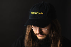 Thinking of Riddim Dad Hat