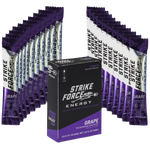 Strike Force, 10 Count Box - Grape Flavor