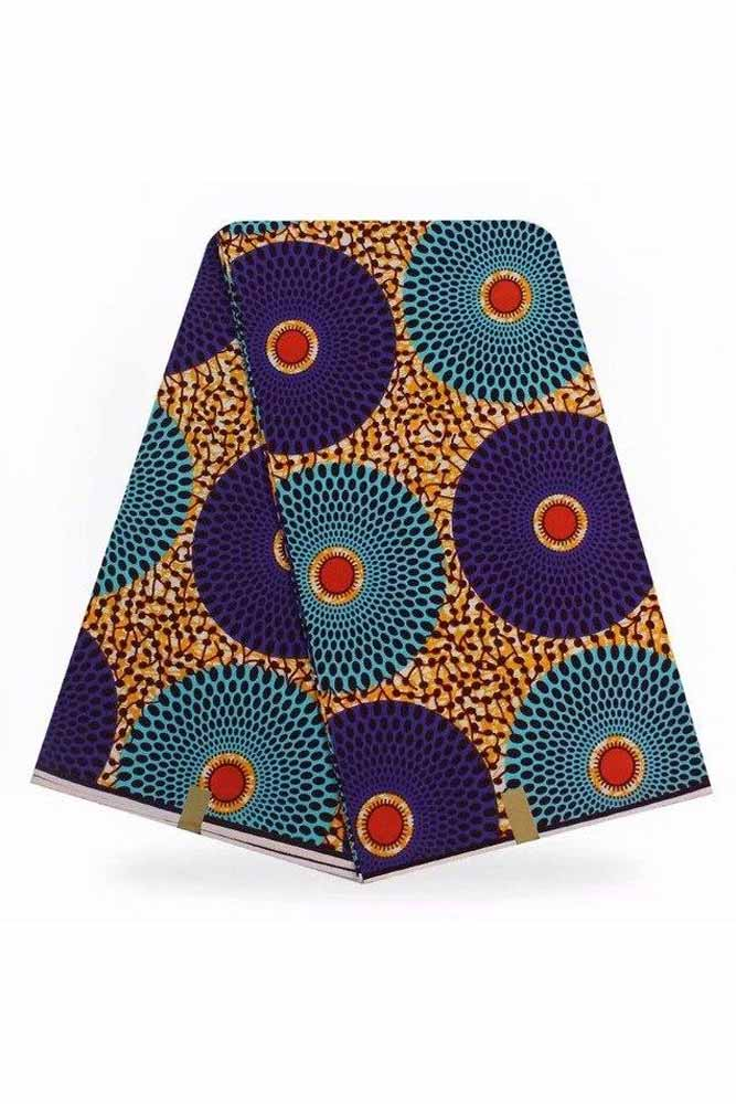 African Dashiki Print Wide Leg Pants