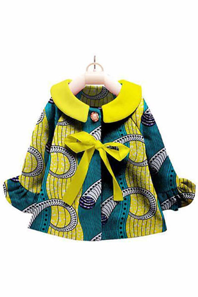 African Dashiki Traditional Printing Coat