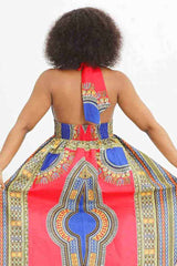 African Dashiki Traditional Top