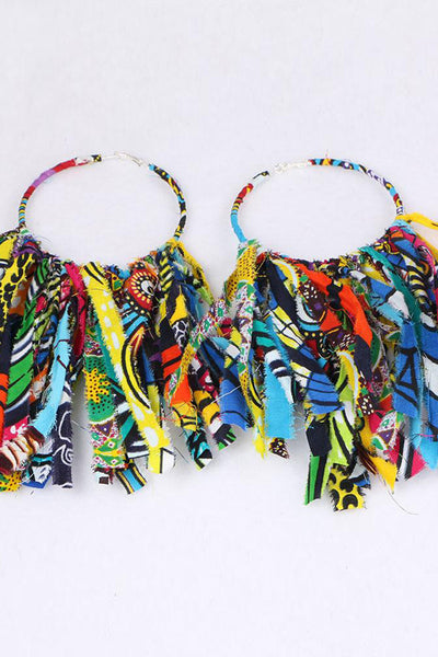 Dashikimall Women Bohemia Style Fashion African Earrings