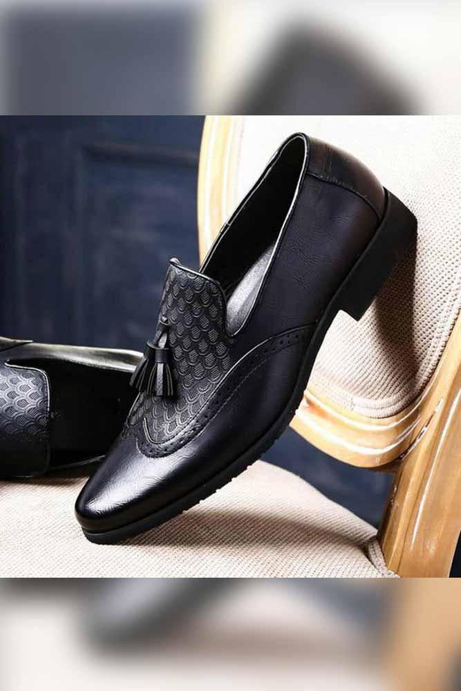 Elegant Oxford Shoes For Men