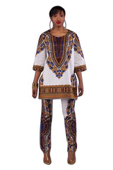 Dashikimall  African Dashiki Printing Set