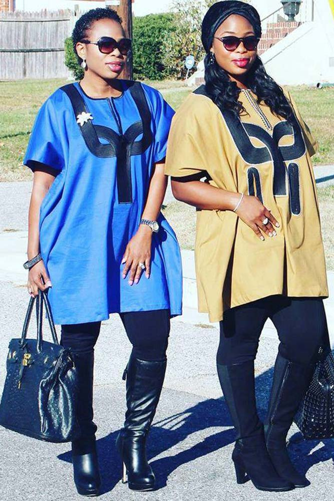 Dashikimall African Traditional Top And Pants Set
