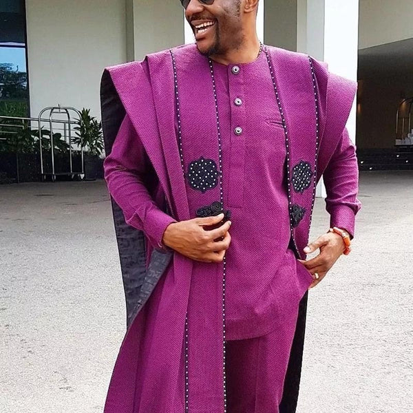 Men'sSets—African Men Fashion Styles Set