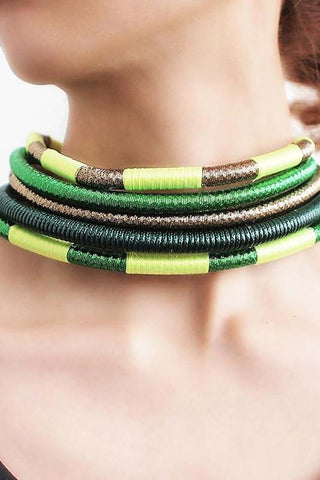 Multilayer Rope Choker