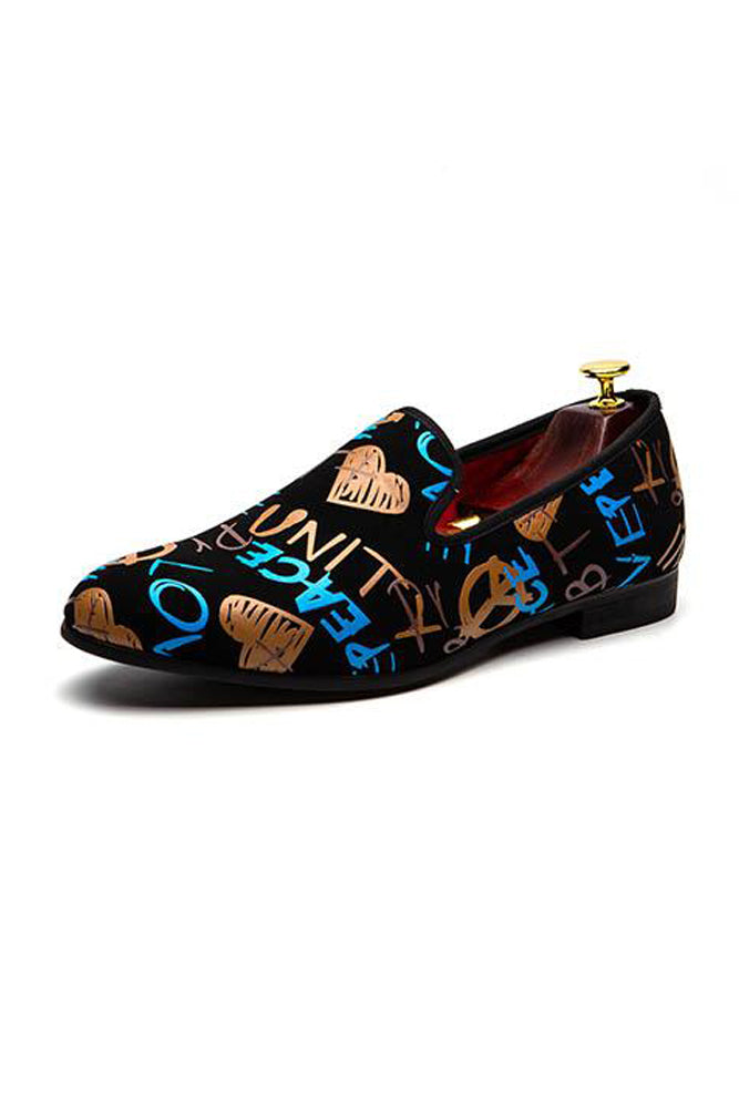 Dashikimall Fashion  Men Loafers