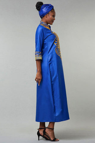 Dashikimall Bazin Riche Dresses