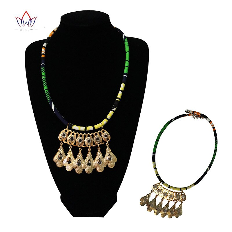 African Necklace Sets For Women