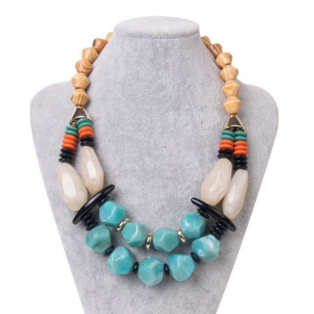 Short Fashion Beaded Chokers Necklaces for Women