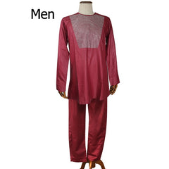 H&D african couple clothes suit