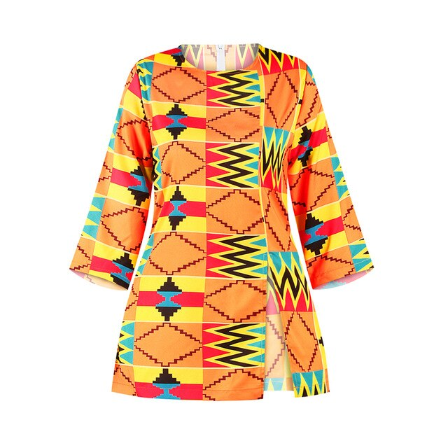 Women African Clothes Clothing Long Sleeve