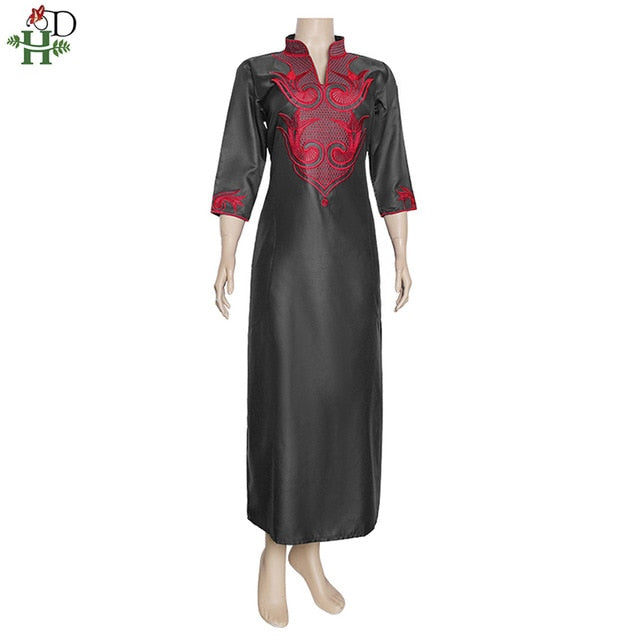 2020 Autumn Robes Africaines Women Dashiki Bazin Fashion Ladies Clothing