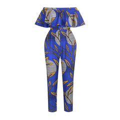 Strapless Jumpsuit 2020 Ladies Shoulder Off