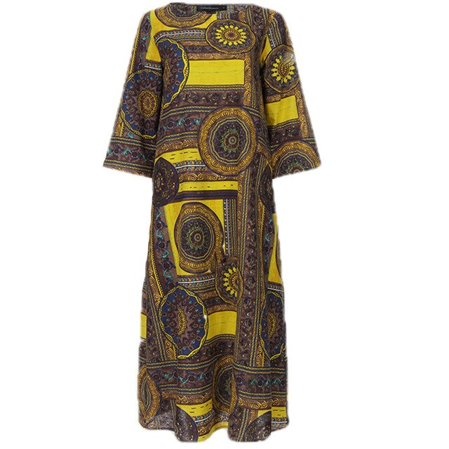 Summer 2020 News Ladies African Dresse