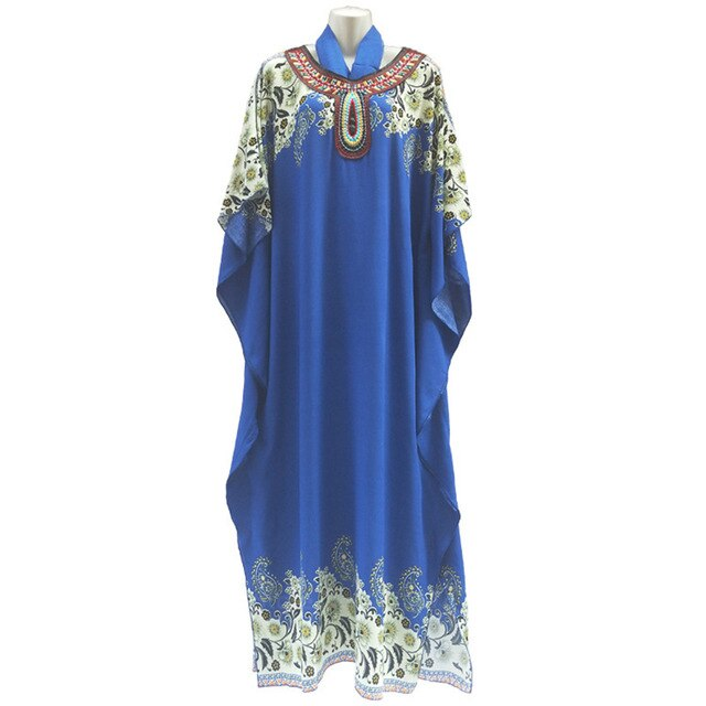 African Dresses for Women 2020 Ladies Bazin Riche 2Pcs