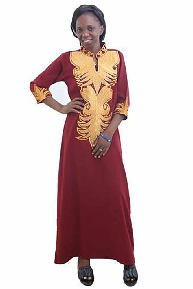 African Maxi Dress For Women